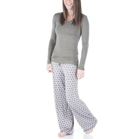 Kickee Pants Long Sleeve One Tee & Pant Set