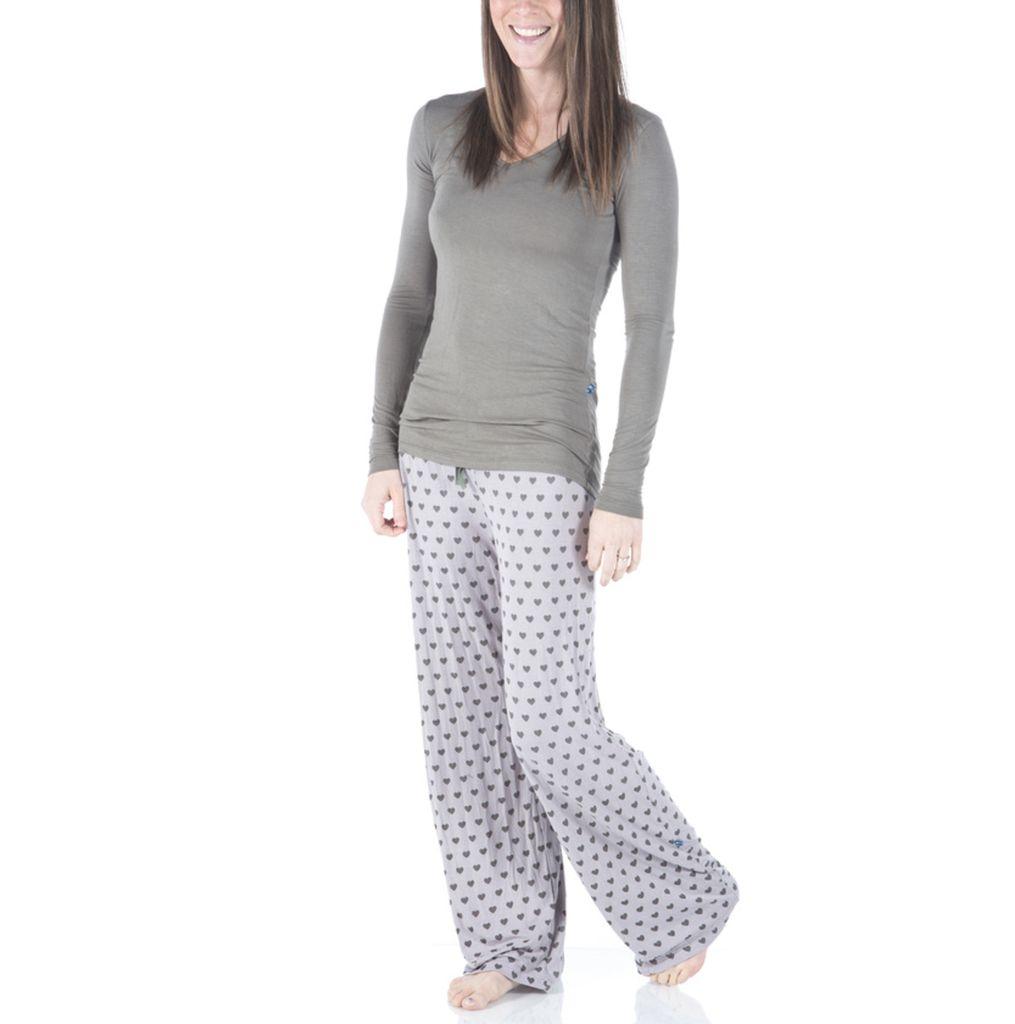 Kickee Pants Long Sleeve One Tee & Pant Set