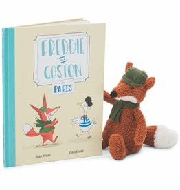 JellyCat Freddie Fox Toy