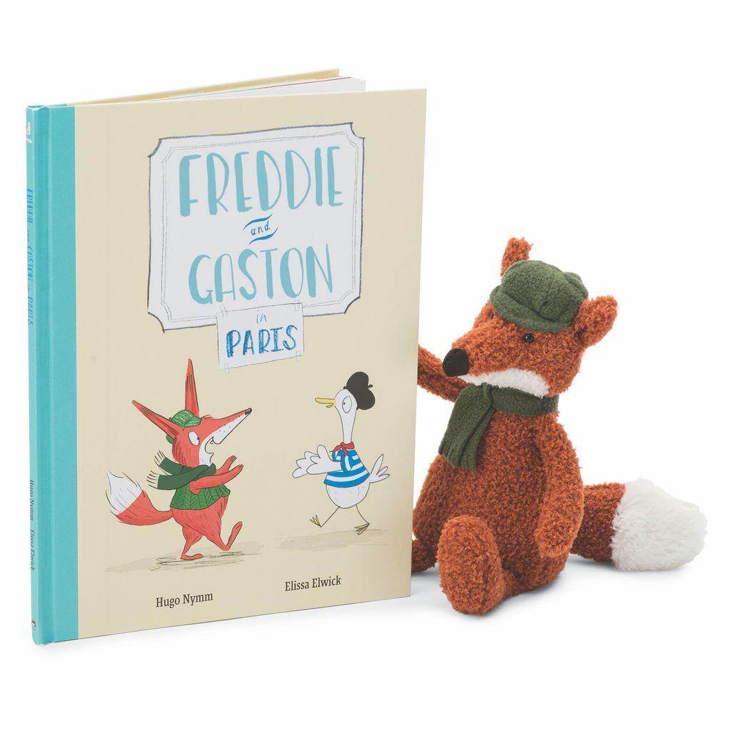 JellyCat Freddie Fox Toy