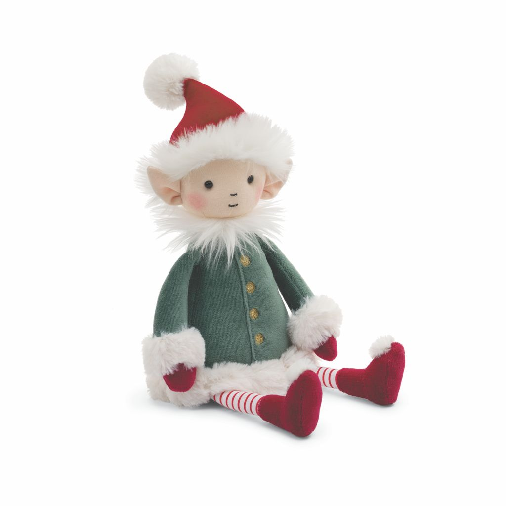 JellyCat Leffy Elf Medium 14""
