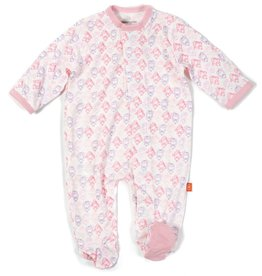 Magnificent Baby Fairies Modal Magnetic Footie