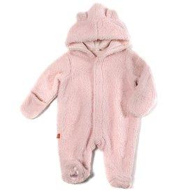 Magnificent Baby Smart Little Bears Pink Icing Fleece