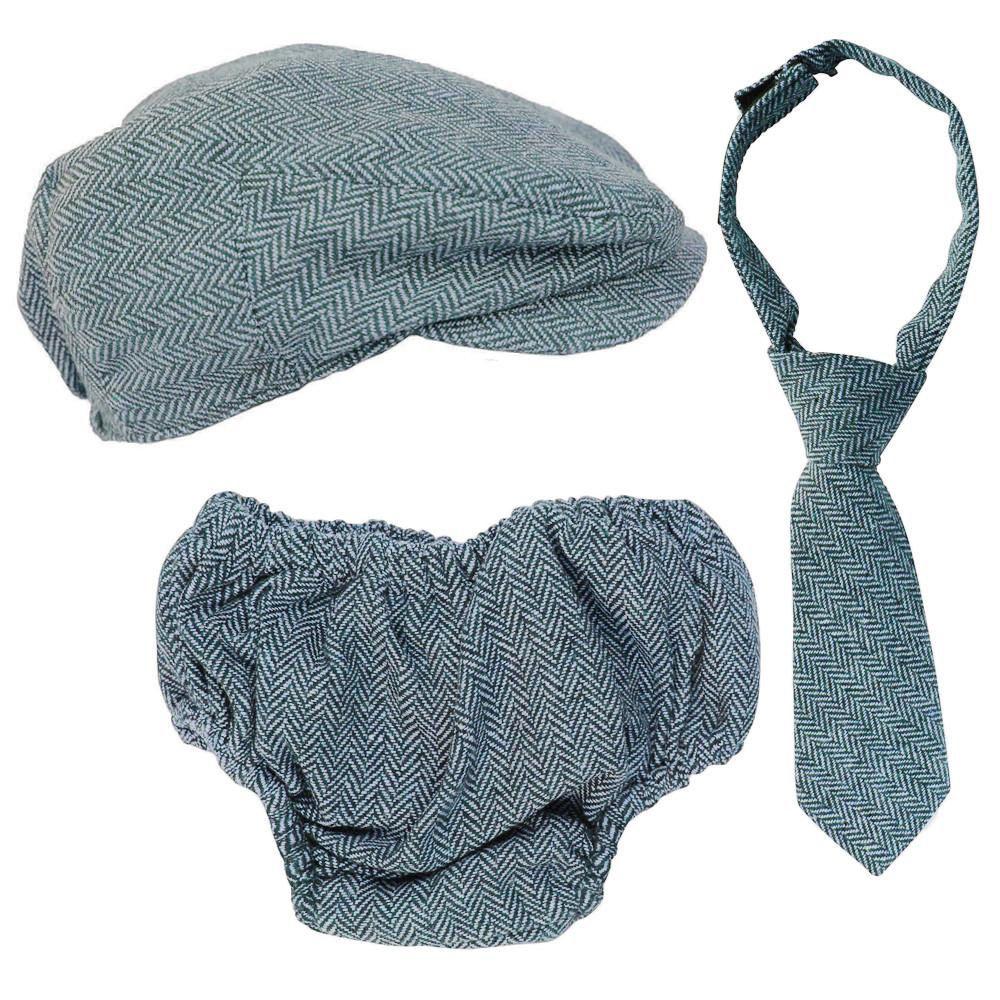 juDanzy Tweed 3 Piece Gift Set