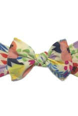 Baby Bling Printed Knot (Bright Floral)