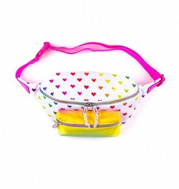 Baby Bling Fanny Pack (Care Bears Primary Heart)