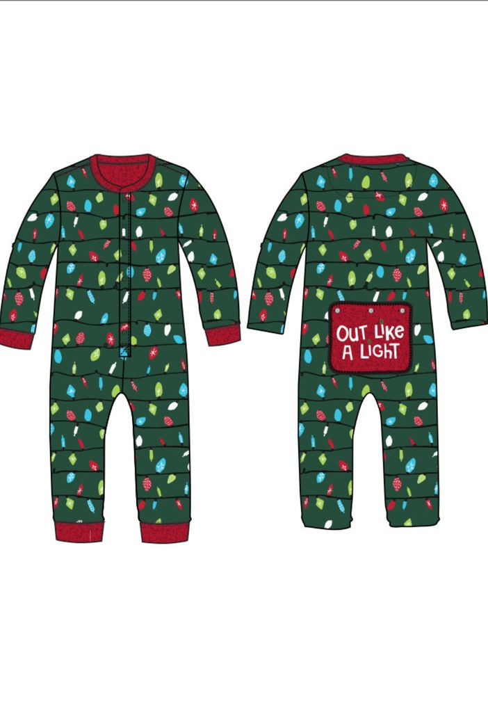 Hatley Union Suit - Northern Light