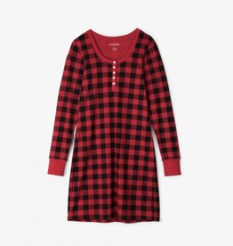 Hatley Buffalo Plaid Nightdress