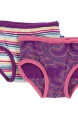 Kickee Pants Girl Underwear