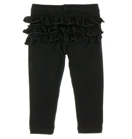 Kickee Pants Solid Ruffle Legging