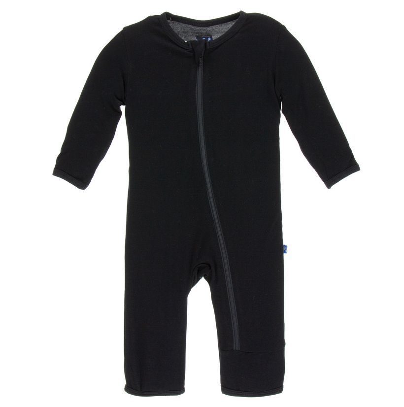 Kickee Pants Basic Coverall with Zipper