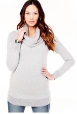 Ingrid & Isabel Cowl Neck Sweater Tunic