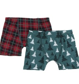 Kickee Pants Boxer Briefs (Set of 2)