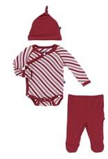 Kickee Pants Kimono Newborn Gift Set