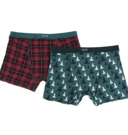 Kickee Pants Men's Boxer Brief (set of 2)