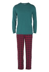 Kickee Pants Men's Long Sleeve Pajama Set