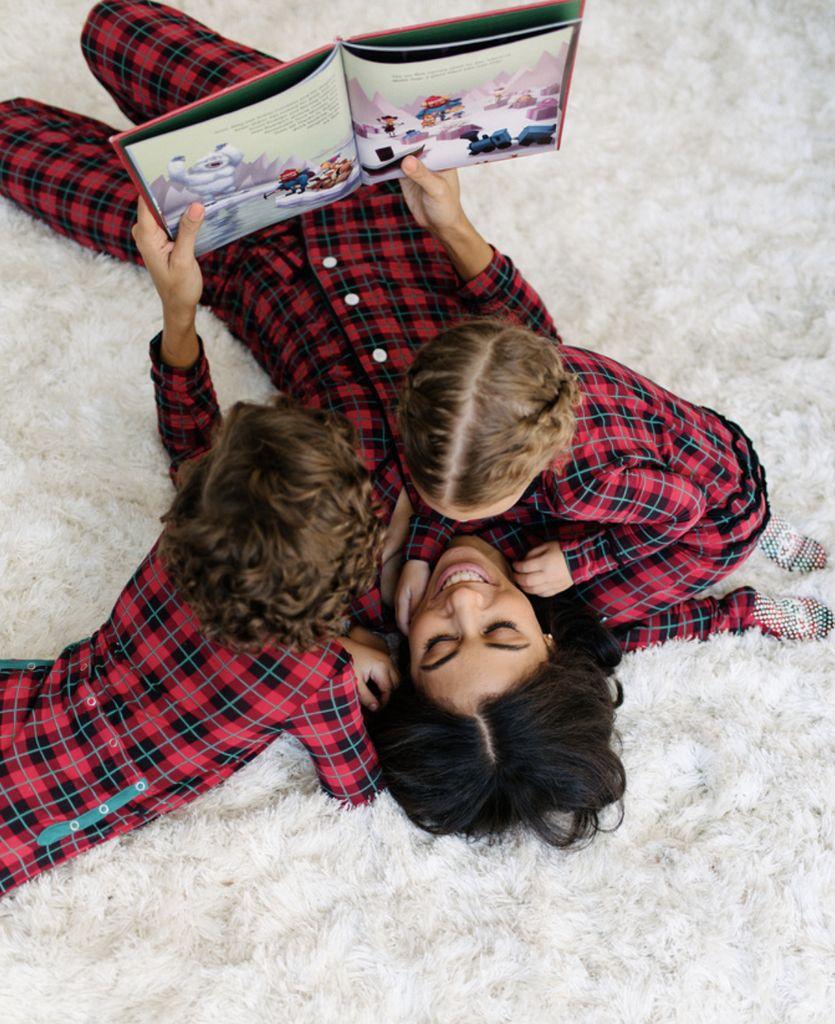 Kickee Pants Print Collared Pajama Set