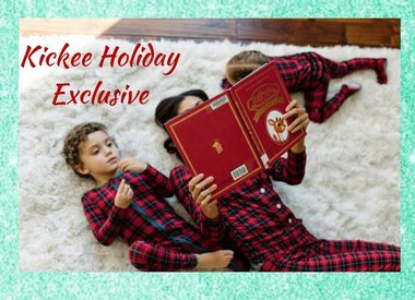 Exclusive Kickee Pants Holiday Collection