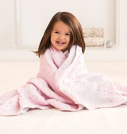 aden+anais Metallic Gold Classic Dream Blanket