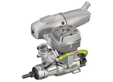 ENGINES GLOW +GAS
