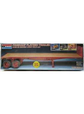 MONOGRAM Monogram 1:16 Fruehauf flatbed trailer  Over 26 inches long ( 66.8cm )<br /> Special Limited Edition