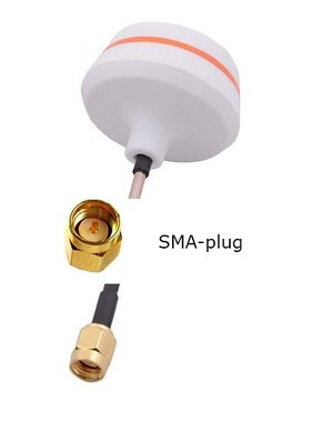 CHINA ELECTRONICS FPV 5.8GHZ CIRCULAR POLARIZED ANTENNA TX
