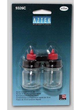 AZTEK AZTEK QUICK CONNECT 1/2OZ JAR