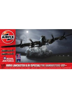 AIRFIX AIRFIX AVRO LANCASTER B.III SPECIAL THE DAMBUSTERS