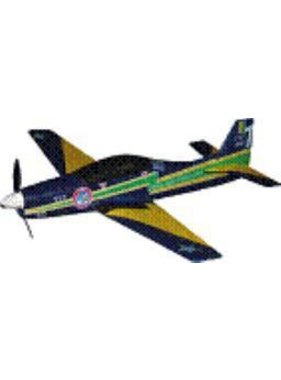 HY MODEL ACCESSORIES HY FOAM TUCANO PLANE WITH BRUSHLESS OUTRUNNER MOTOR<br />( OLD CODE HY280140 )