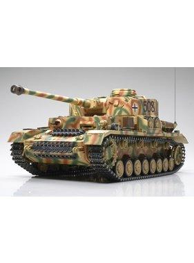 TAMIYA TAMIYA RC German PzKw IV - Ausf.J w/Option Kit PANZERWAGEN IV