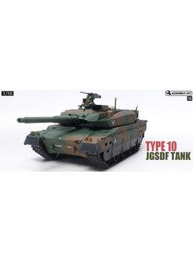 TAMIYA TAMIYA RC JGSDF Type 10 Tank - Full Option Kit 1/16