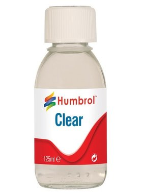 HUMBROL HUMBROL CLEAR GLOSS VARNISH 125mL AC7431