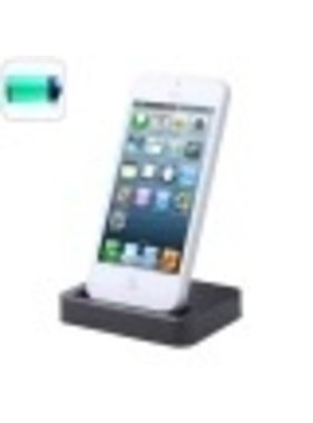 APPLE APPLE HIGH QUALITY BASE DOCK CHARGER FOR IPHONE 5 BLACK