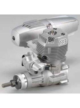 O.S. OS MAX 55AX ENGINE WITH E-3071 MUFFLER