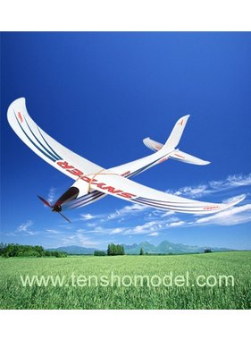 HY MODEL ACCESSORIES HY EPP FOAM SNYPER GLIDER ARF MODEL INCL MOTOR SPEED & SERVOS