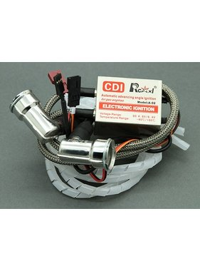 RCEXL RCEXL Twin Ignitions for NGK -BMR6A-14MM 90 Degree