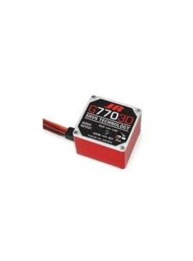 JR JR PROPO FULL METAL JACKET SERVOS GYRO G770T  20 X 27 X 25.5MM/30G