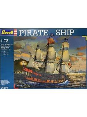 REVELL REVELL PIRATE SHIP 1/72 05605