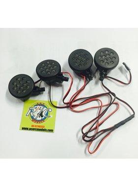 ACE RADIO CONTROLLED MODELS ACE BAJA LIGHT WITH POD 4 PCS 6V