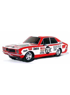 AWESOME R/C 1/18 SCALE RC PETER BROCK HOLDEN TORANA XU1 W/NICAD BATTERY & CHARGER  brock motorsport