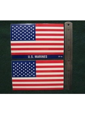 SIG SIG DECAL US FLAG LG X 2