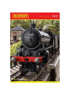 HORNBY HORNBY 2015 CATALOGUE EDITION sixty one