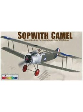GREAT PLANES GREAT PLANES ELECTRIC SOPWITH CAMEL PLANE ARF SPORT-SCALE WW1 FIGHTER