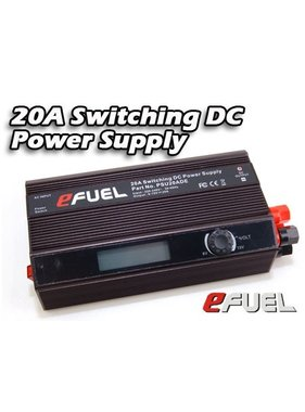 SKYRC E-FUEL 20 AMP SWITCHING POWER SUPPLY <br />