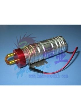 HY MODEL ACCESSORIES CNC Electric Metal Fuel Pump Voltage:4.8v-6.0v 1000CC/minute
