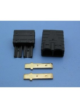 HY MODEL ACCESSORIES HY TRX GOLD CONTACTS 8 MALE<br />(OLD CODE HY210508M )