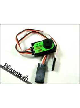 CHINA ELECTRONICS NOVATECH Fail Safe Low Battery Alarm