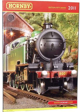 HORNBY HORNBY CATALOGUE EDITION 60 2014