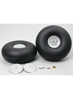 "DUBRO DUBRO 5- 1/2"" BIG WHEELS INFLATABLE TIRES"