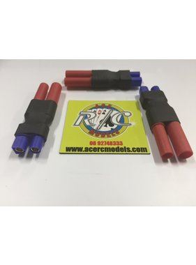 ACE IMPORTS ACE ADAPTER HXT 4mm BATTERY TO EC3 DEVICE